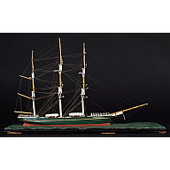 Thermopylae Sailor Built Clipper Ship Waterline Model