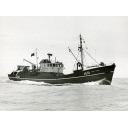 Photograph showing the trawler Mount Sorrell