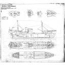 Icelandic Trawlers (716, 717, 718, 719, 720) General Arrangement Plan